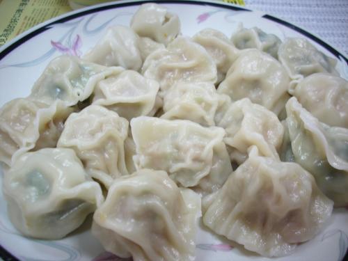 養生手工水餃(韭菜,高麗菜)中包