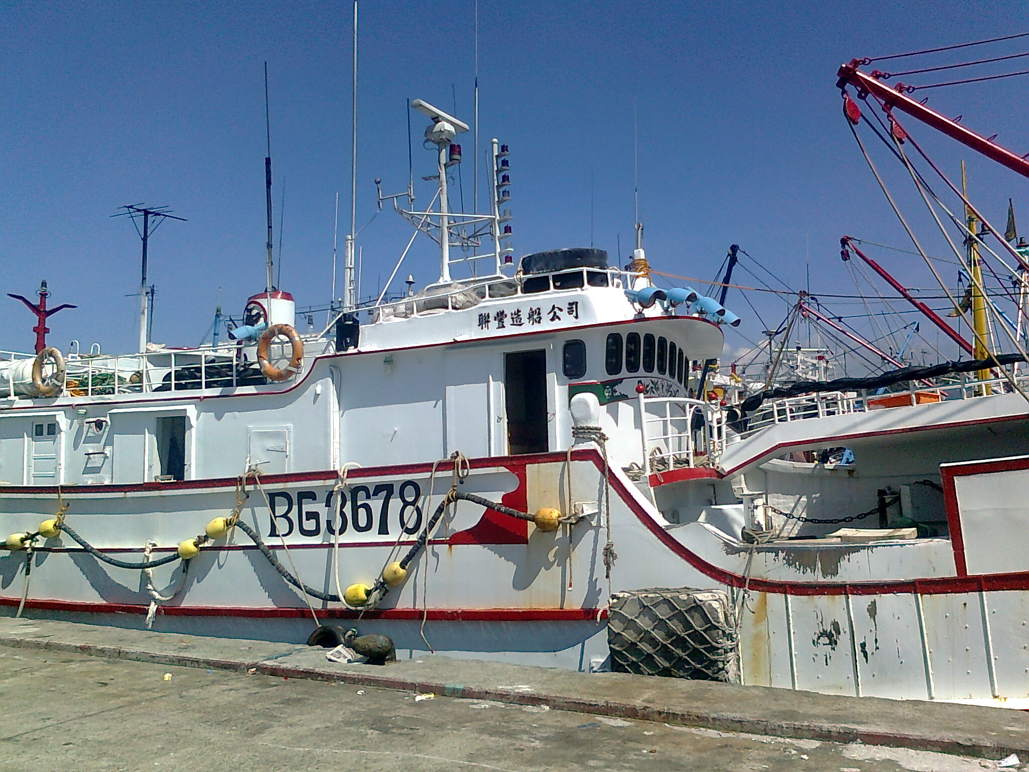 最新船期漁訊